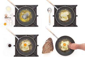 Pentole e stoviglie come quelle del proprio chef preferito: il sogno degli italiani in cucina