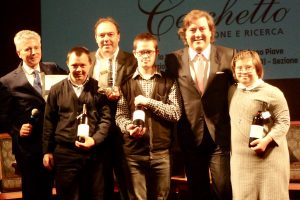 "Wine and social commitment, Amorim rewards the ""Vendemmia solidale del Raboso Piave"""