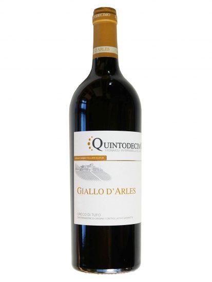 GRECO DI TUFO, IRPINIA, QUINTODECIMO, Su i Vini di WineNews
