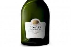 Taittinger, Aoc Champagne Blanc de Blancs Comtes de Champagne 2007