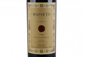 Ornellaia, Toscana Igt Masseto 2001