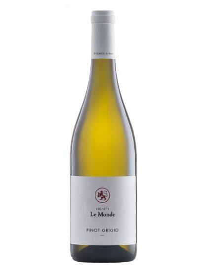 FRIULI, PINOT GRIGIO, VIGNETI LE MONDE, Su i Vini di WineNews