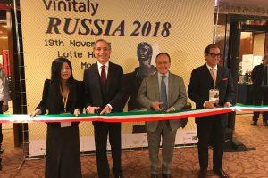L'Italia, primo esportatore in Russia con una quota del 29%, fa rotta su Mosca e San Pietroburgo