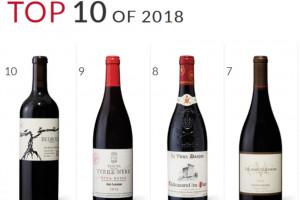 """""""Wine Spectator"""", nella """"Top 10"""" Châteauneuf-du-Pape al n. 8 ed un Pinot Noir dell'Oregon al n. 7"""