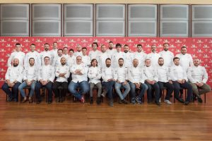 """10 + lode"" to Mauro Uliassi new three stars on the Michelin Guide 2019"