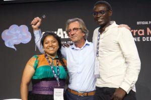 Il cuoco come divulgatore di cultura ambientale ed economica: a WineNews tre chef da tutto il mondo