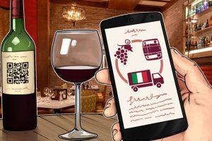 """Tracciabilità e lotta ai falsi: la """"wine blockchain"""" per il futuro del business del vino"""