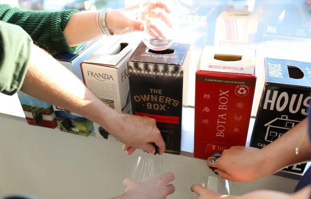 BAG IN BOX, ITALIA, vino, Mondo