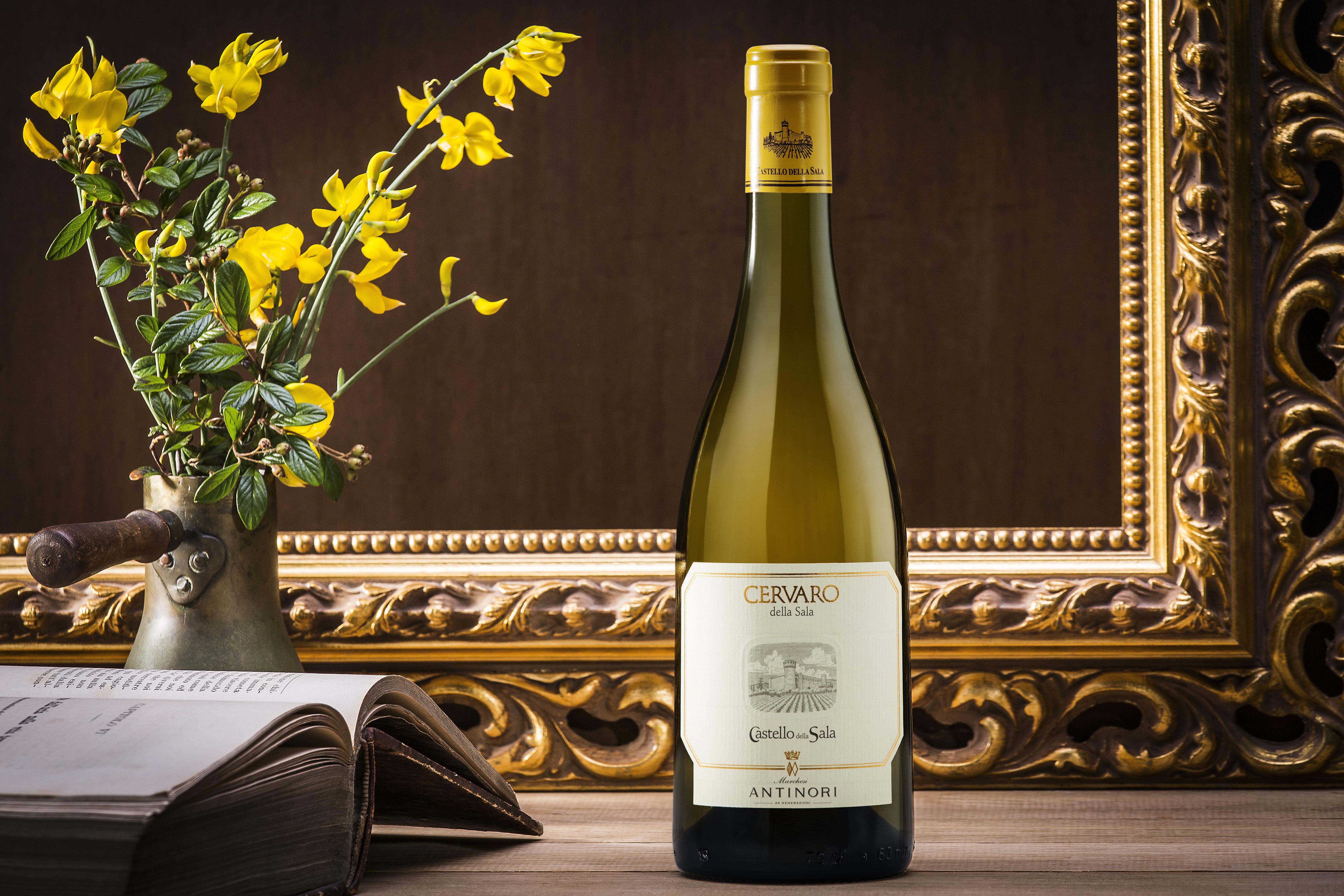 Il Cervaro della Sala, pioniere dei vini bianchi italiani da invecchiamento