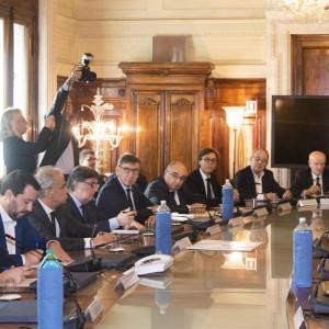 """Servono strategie a lungo termine"": Giansanti (Confagricoltura) incontra Salvini al Viminale"