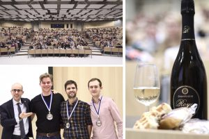 A tasting course from Guinness World Records: 309 students at once in Belgium