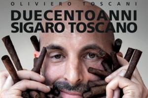 Il Sigaro Toscano compie 200 anni e festeggia col volume di 350 scatti inediti di Oliviero Toscani