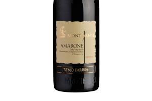 Farina, Docg Amarone della Valpolicella Classico Montefante Riserva 2012