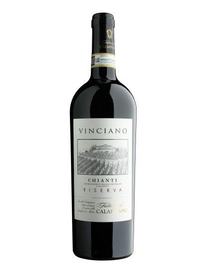CHIANTI, FATTORIA DI CALAPPIANO, SENSI, Su i Vini di WineNews