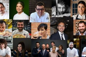 Guida Identità Golose: miglior chef Gianluca Gorini e Karime Lopez, la sorpresa è Alberto Gipponi