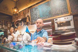 I segreti dell'Antica Bottega del Vino di Verona, e del suo successo, raccontati da Luca Nicolis