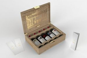 Da un gioiello all'altro di Francia, limited edition di Château Mouton Rothschild per Versailles