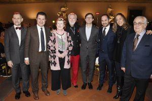 Nel Salone dei Cinquecento, il Pranzo di Natale dell'Enoteca Pinchiorri per gli anziani di Firenze