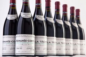 DRC Record: 7 Mathusalem 2005 at 1.5 million dollars and 1.524 bottles for 11.6 million