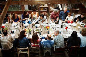 """Il social eating piace e diventa maturo """"ma non è in concorrenza con la ristorazione tradizionale"""""""