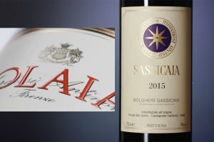Liv-ex: Italy is like Burgundy; Sassicaia 2015 is better than Romanée-Conti 2010