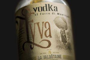 Eyva Vodka al farro di montagna