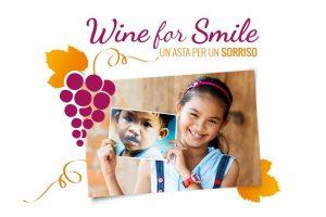"""""""Wine for Smile"""", oggi torna di scena a Roma l'asta benefica by Operation Smile Italian Onlus"""