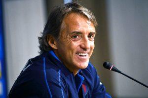 """""""Per fare vino serve un lavoro di squadra, come nel calcio"""": il Ct della Nazionale, Roberto Mancini"""