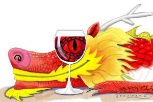 Cina, il crollo dell'ultimo trimestre 2018 non risparmia il vino. L'Italia limita i danni