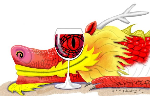 CHINA, ITALY, WINE IMPORT, Mondo