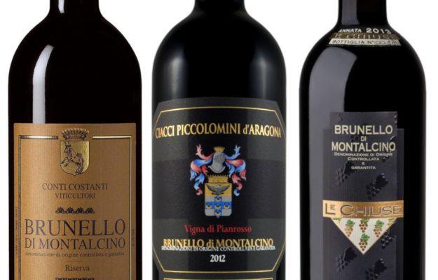100/100, Bordeaux, BRUNELLO DI MONTALCINO, WINE ENTHUSIAST, Mondo