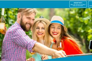Il vino corre sulle app (italiane) tra e-commerce, turismo, consegne a domicilio e realtà aumentata