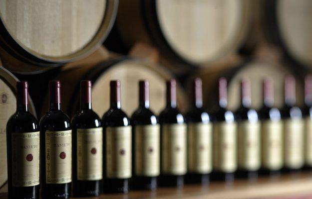 ASTE, Bordeaux, DRC, MASSETO, ORNELLAIA, PANDOLFINI, SASSICAIA, SOLAIA, vino, Italia