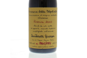 Giuseppe Quintarelli, Doc Amarone della Valpolicella Classico Riserva 2003