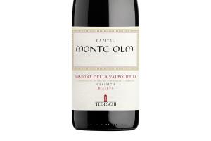 Tedeschi, Docg Amarone della Valpolicella Classico Capitel Monte Olmi Riserva 2012