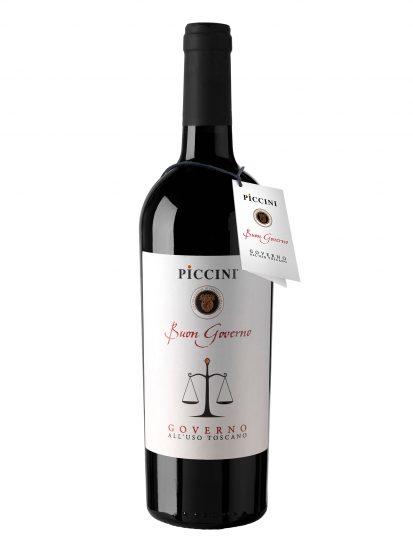 GOVERNO ALL'USO TOSCANO, TENUTE PICCINI, TOSCANA, Su i Vini di WineNews
