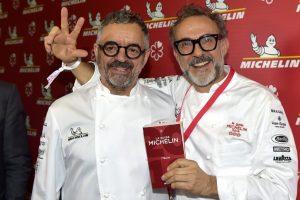 """2018 record per la cucina italiana, sul tetto del mondo con Bottura, e mai tanto """"stellata"""""""