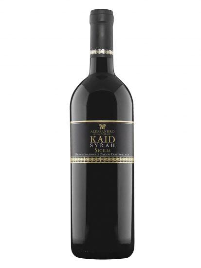 ALESSANDRO DI CAMPOREALE, ALTO BELICE, SYRAH, Su i Vini di WineNews