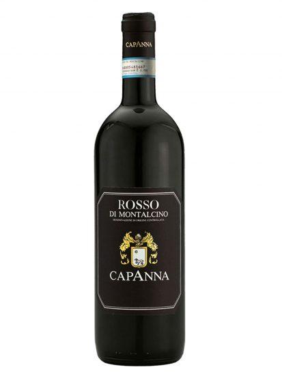 CAPANNA, MONTALCINO, ROSSO, Su i Vini di WineNews