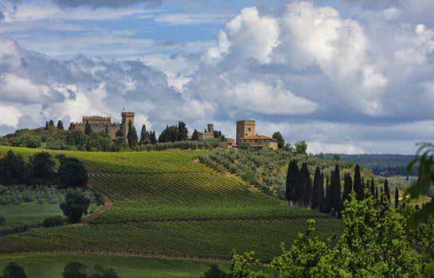 CHIANTI, EXPORT, TOSCANA, vino, WINE MONITOR, Italia