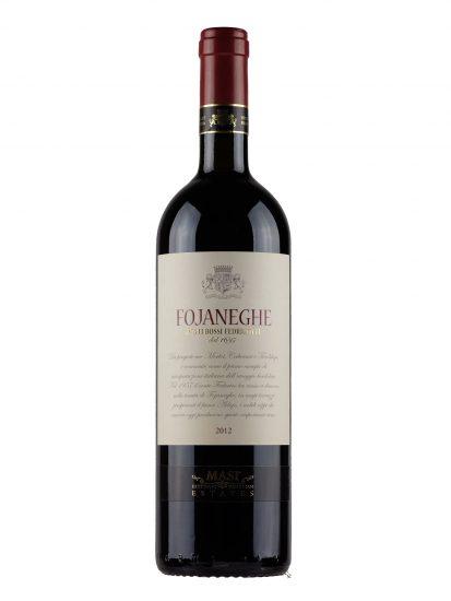 CONTI BOSSI FEDRIGOTTI, DOLOMITI, ROSSO, Su i Vini di WineNews
