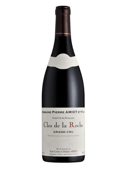 BORGOGNA, CLOS DE LA ROCHE, PIERRE AMIOT, Su i Vini di WineNews
