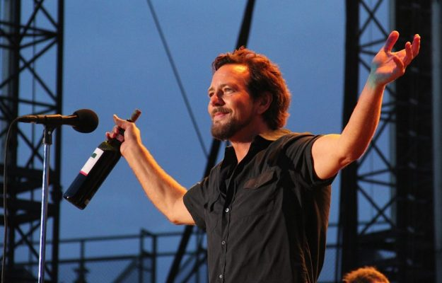 COLLISIONI, EDDIE VEDDER, WINE&ROCK, News