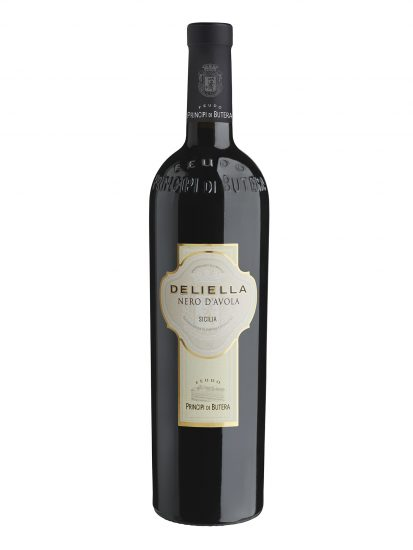 FEUDO PRINCIPI DI BUTERA, NERO D'AVOLA, SICILIA, Su i Vini di WineNews