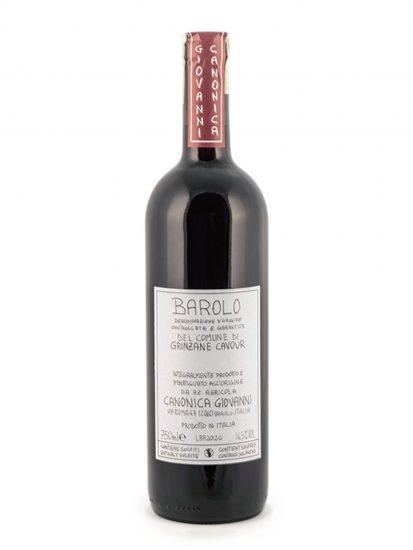 BAROLO, GIOVANNI CANONICA, Su i Quaderni di WineNews