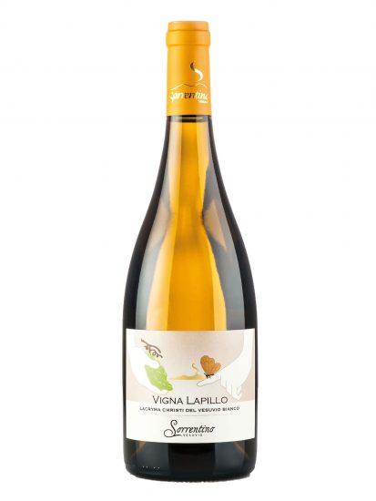 CANTINE SORRENTINO, LACHRYMA CHRISTI, VESUVIO, Su i Vini di WineNews