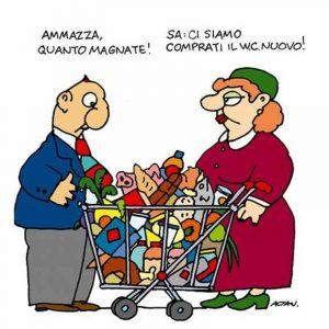 Spreco alimentare, italiani più attenti ma non basta: all'Italia costa quasi un punto del Pil