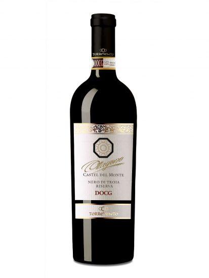 CASTEL DEL MONTE, NERO DI TROIA, PUGLIA, TORREVENTO, Su i Vini di WineNews