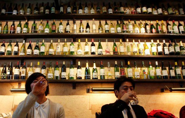 ICE TOKYO, ITALIAN WINE, JAPAN, News