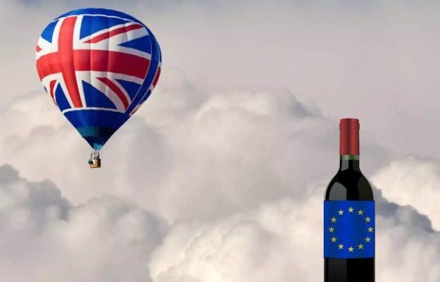 BREXIT, UE, vino, WSTA, Mondo
